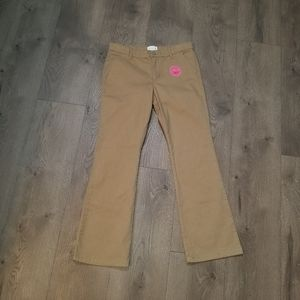Girls size 10P plus Place khakis new with tags